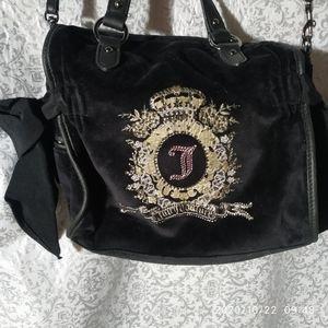 Juicy Couture black purse @37